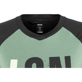 ION Letters Scrub AMP Tee SS Women sea green